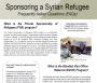sponsoring syrian