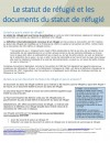 Refugee Status Documents Factsheet Revised May 2017 (French)
