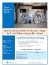 Sponsorship Responsibilities & Refugees Rights - 7-10-17