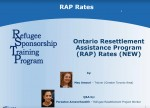 RAP rates - ON